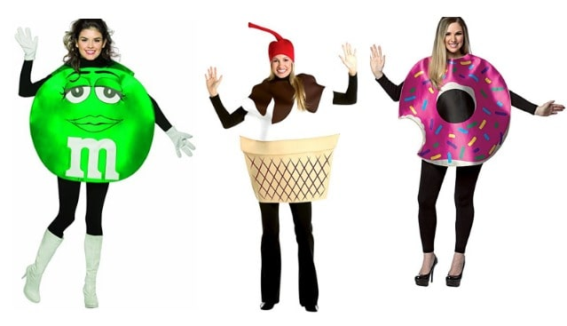 food costumes for tweens