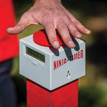 ninja warrior course timer