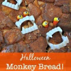 Halloween Monkey Bread!