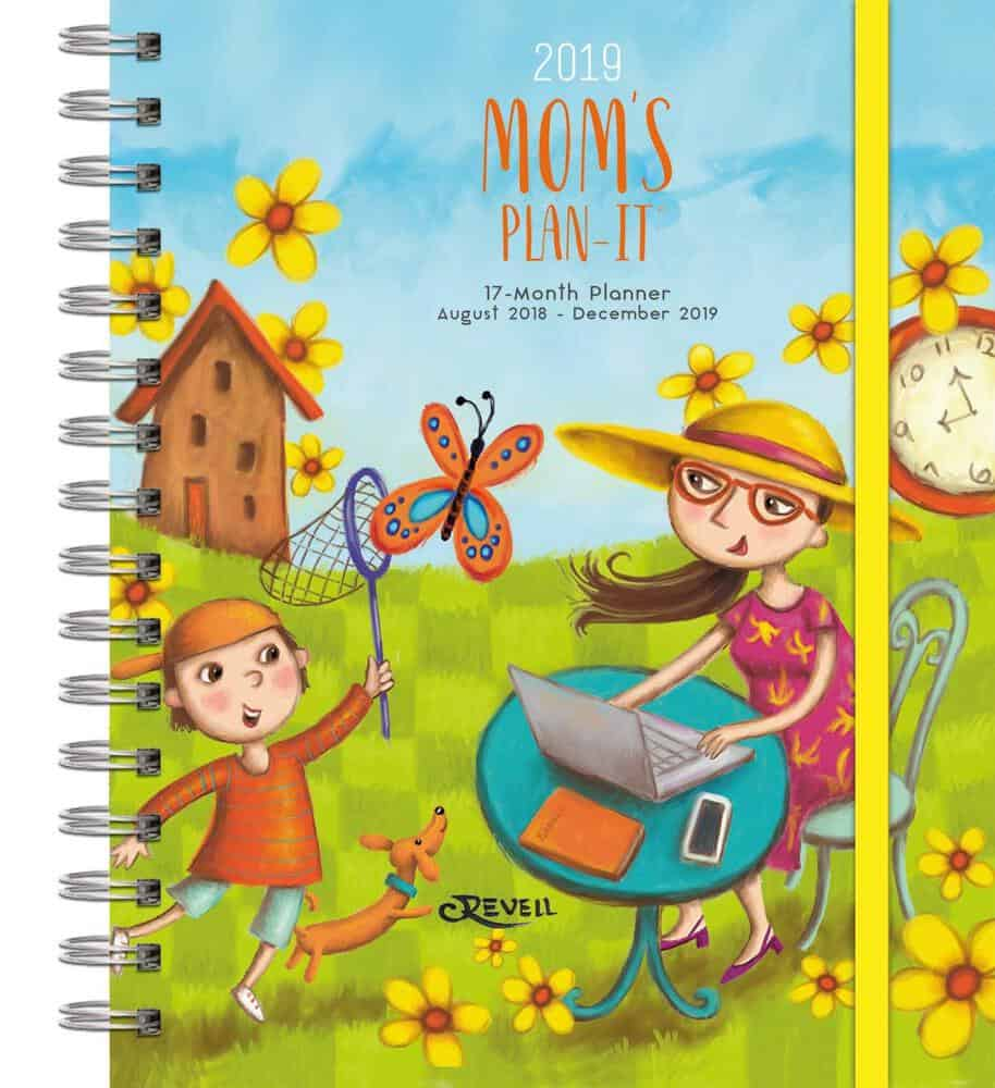 Mom's Plan It Calendar