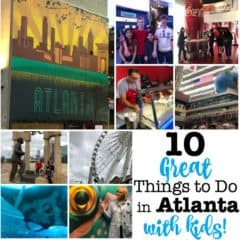 10 Great Things to Do in Atlanta with Kids!