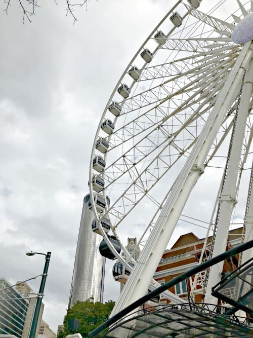 great things to do in Atlanta with kids: SkyView