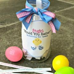 Easter Would You Rather Questions for Tweens!