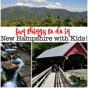 Fun Things to Do in New Hampshire with Kids!