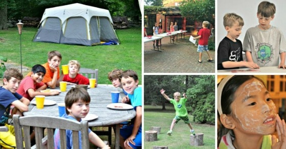 10 great birthday party ideas for tweens and teens momof6