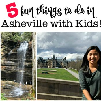 5 Fun Things to Do in Asheville with Kids!