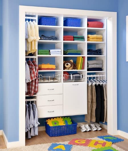 Whether it's the start of a new school year or just the start of a brand new week- you can help your kids to get organized when you have routines they can use and the right tools in their room to help them follow those routines! Here are 20 great ideas to get your kids room organized!