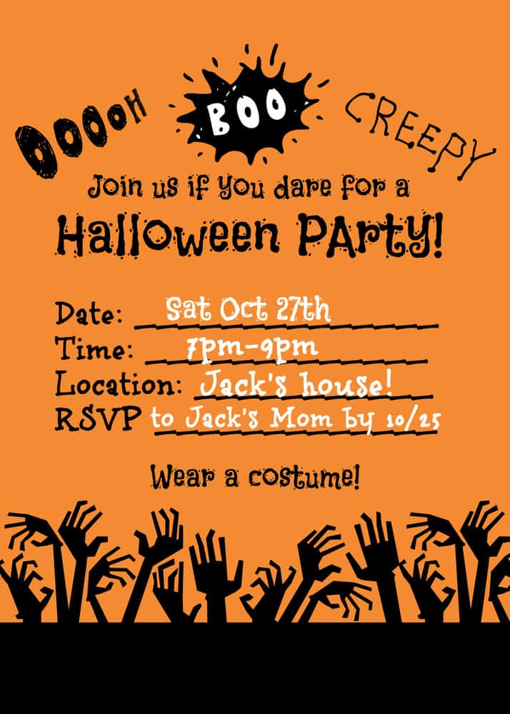 halloween party ideas for kids! - momof6
