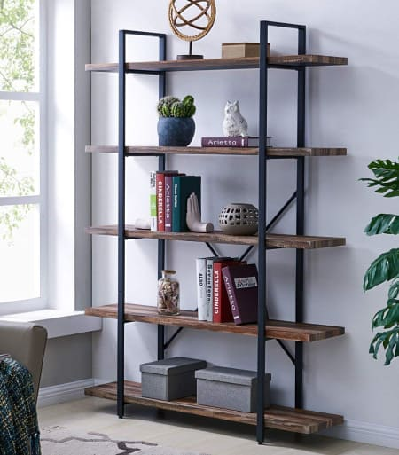 bookshelf storage ideas