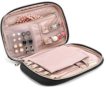 Bagsmart Travel Jewelry Case