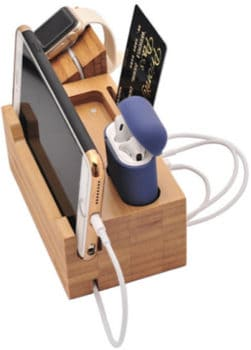 Best Bamboo Charging Station