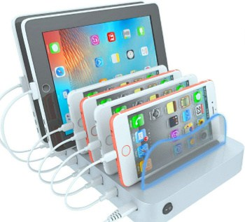 Top Pick: Hercules Tuff 6-port Charging Station