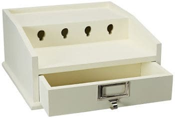 best jewelry box style charging station