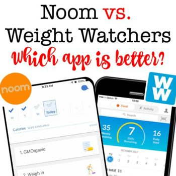 Noom vs. Weight Watchers- Which app is better?