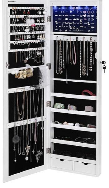 SongmIcs Jewelry Armoire