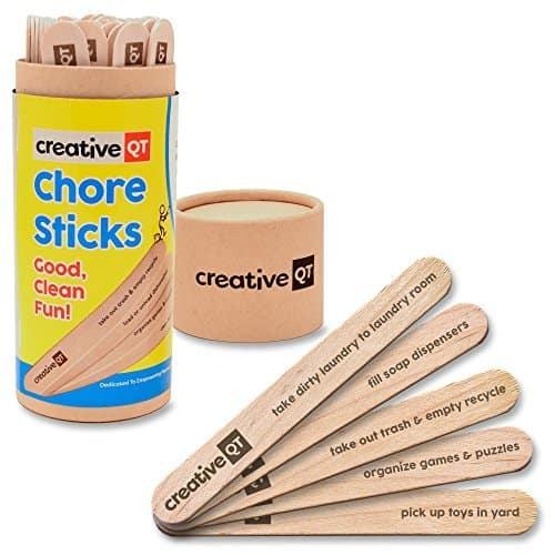 Chore Sticks for Kids