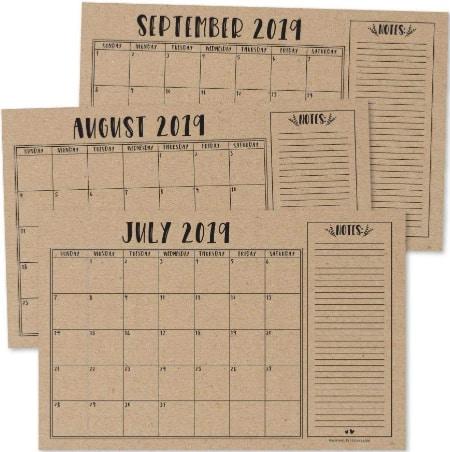 The Best Family Calendars for 2019-2020! - MomOf6