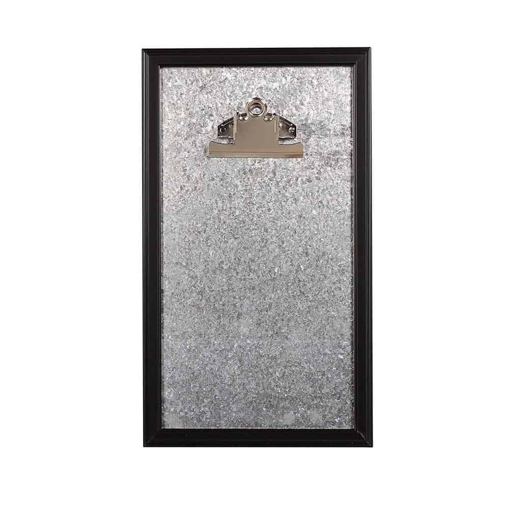 Top Pick: Galvanized Metal Wall Mounted Clipboard