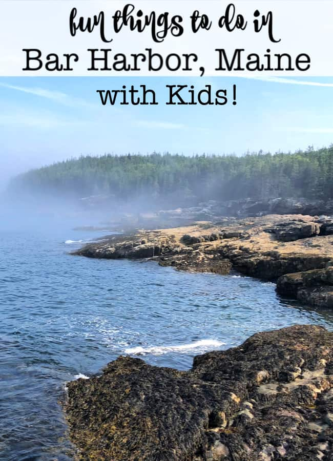 One of the most beautiful national parks in the US is Acadia- and with so much to see and do, you've got to plan a trip to see Bar Harbor with your kids!