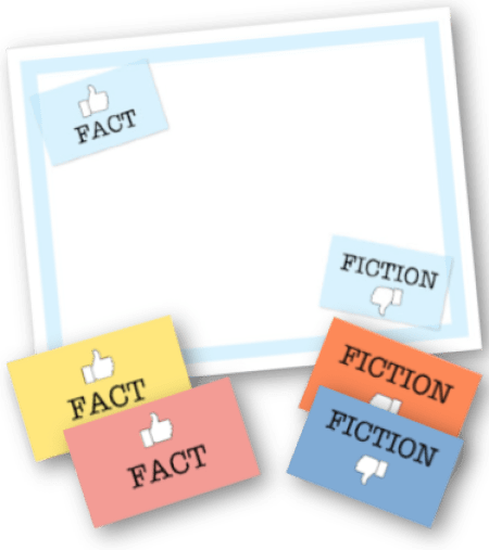 fact or fiction game for kids