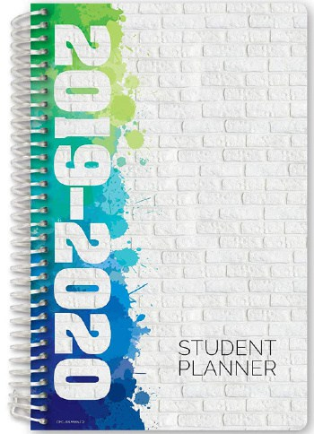 student planner for middle school
