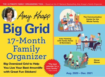 best family wall calendar