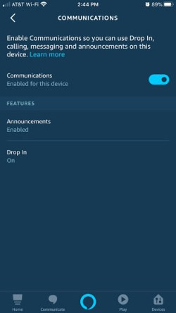 How to Use Amazon Alexa as an intercom system