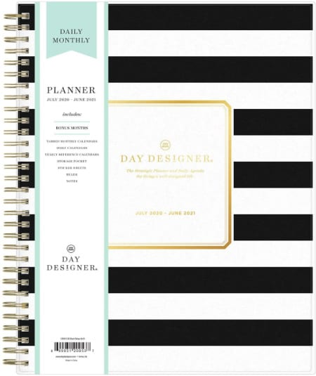 portable planner for Moms