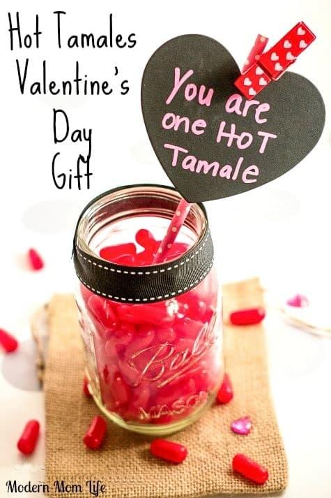 Valentine's Gift Ideas: Hot Tamale